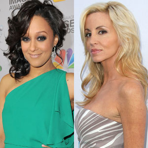 Tia Mowry, Camille Grammer