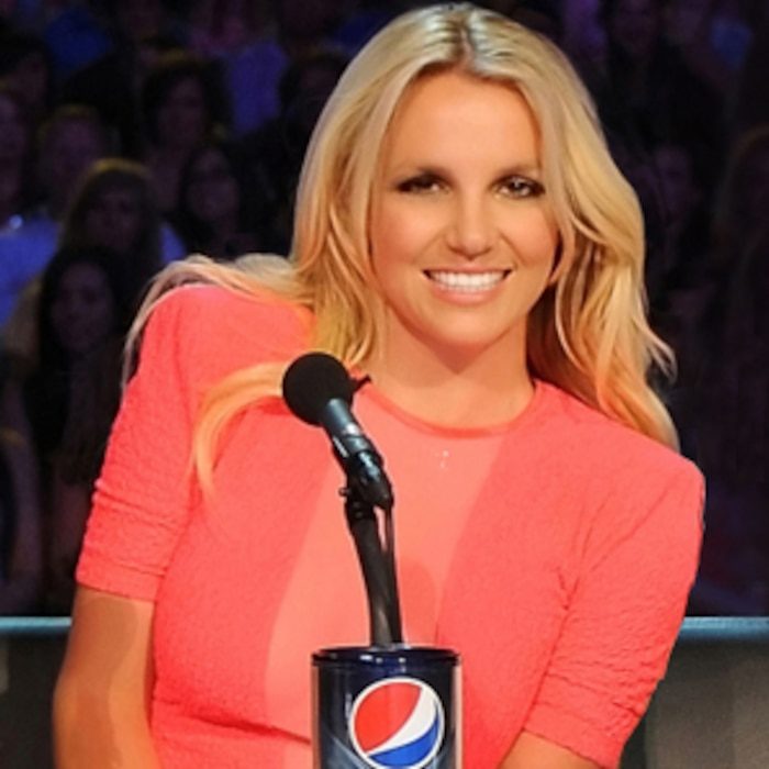X Factor Judges, Britney Spears