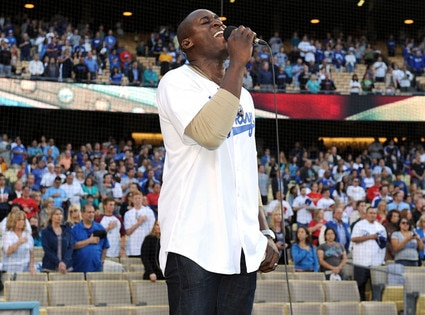 Jermaine Paul, Dodger Stadium