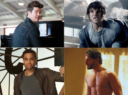 Michael Ealy, Common Law, Joe Manganiello, True Blood, Tyler Posey, Teen Wolf, Robin Thicke, Duets