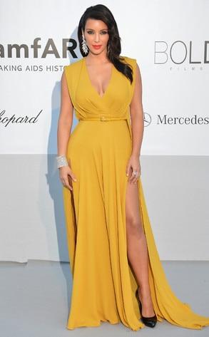 Kim Kardashian, Cannes Film Festival