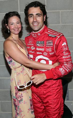Ashley Judd, Dario Franchitti