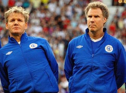 Will Ferrell, Ramsay