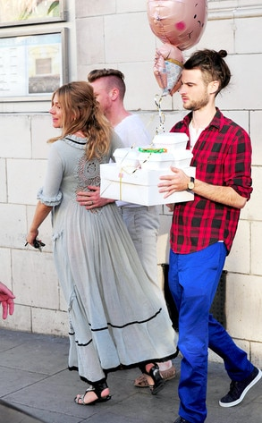 Sienna Miller, Tom Sturridge
