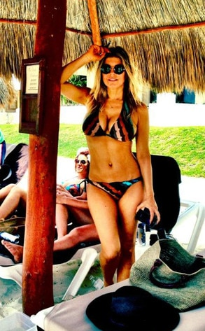 Fergie, Twit Pic