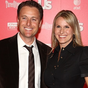 Chris Harrison, Gwen Jones