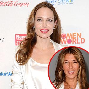 Angelina Jolie, Nina Garcia