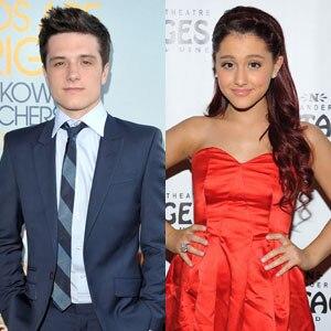 Josh Hutcherson, Ariana Grande