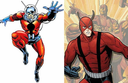 Henry Pym, Ant Man, Giant Man