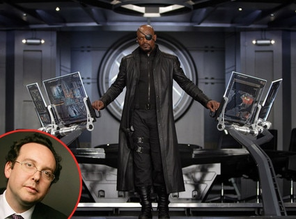 Samuel L. Jackson, The Avengers, A.O. Scott