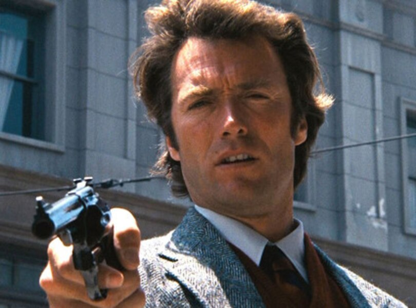 Dirty Harry from Clint...
