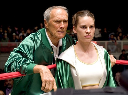 Clint Eastwood, Million Dollar Baby