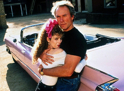 Clint Eastwood, Bernadette Peters, Pink Cadillac