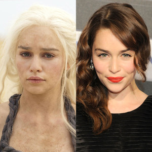 <i>Game of Thrones</i> Stars In & Out of Costume
