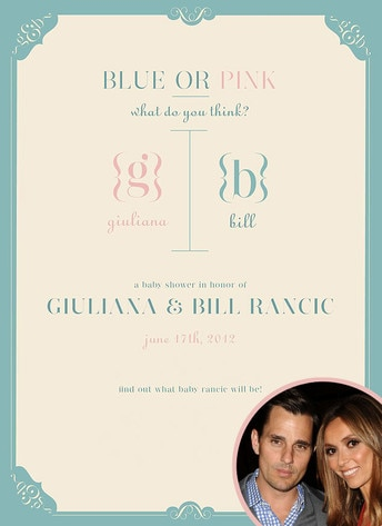 Bill Rancic, Giuliana Rancic