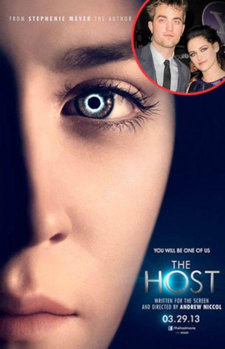The Host, Robert Pattinson, Kristen Stewart