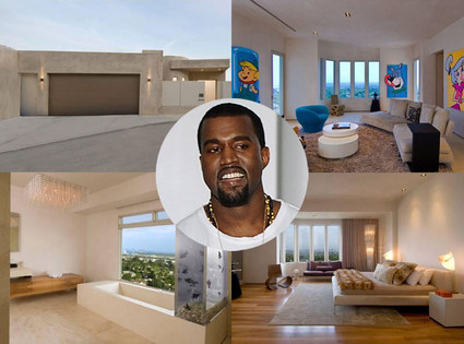 Kanye West House for Sale