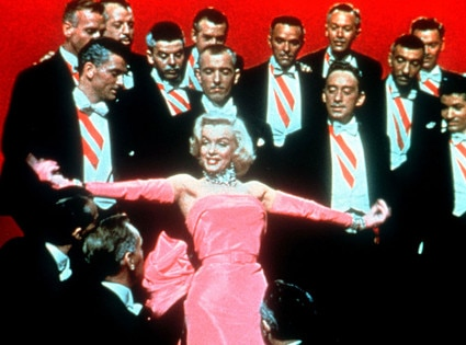 Marilyn Monroe, Gentlemen Prefer Blondes