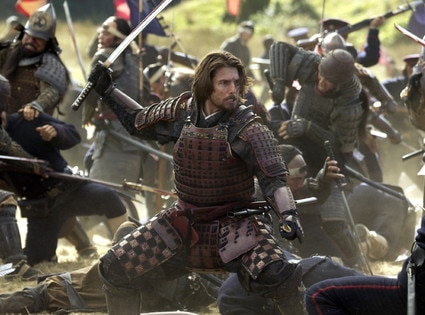 The Last Samurai, Tom Cruise