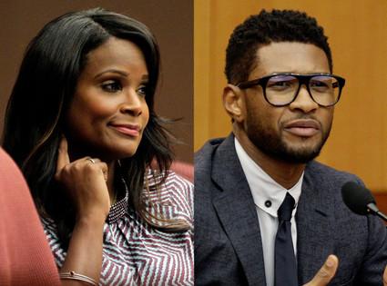 Tameka Foster, Usher Raymond