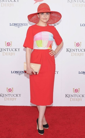 Kentucky Derby, Ginnifer Goodwin