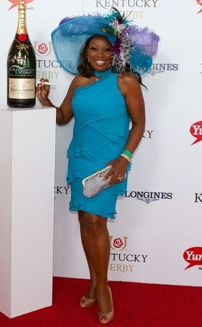 Kentucky Derby, Star Jones