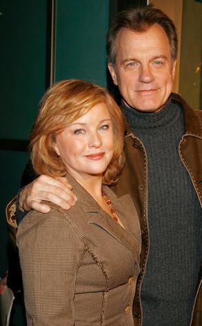 Stephen Collins, Faye Grant