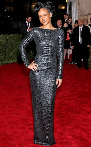 MET Gala, Rihanna