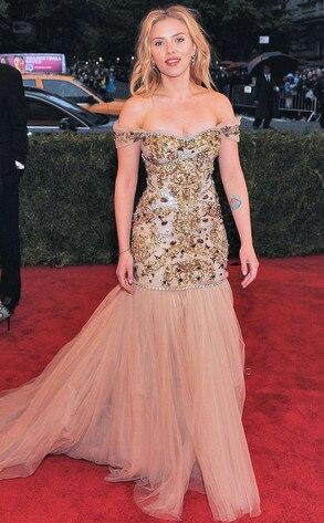 MET Gala, Scarlett Johansson