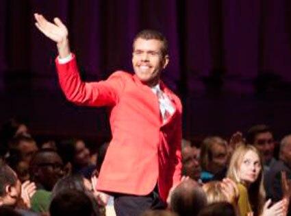 Perez Hilton, Glee