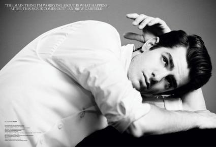 Andrew Garfield, V Magazine