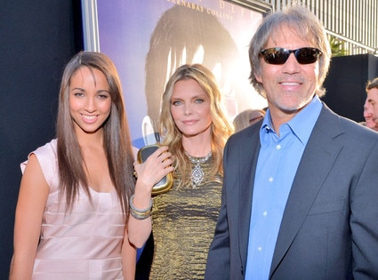 Claudia Rose Pfeiffer, Michelle Pfeiffer, David E. Kelley