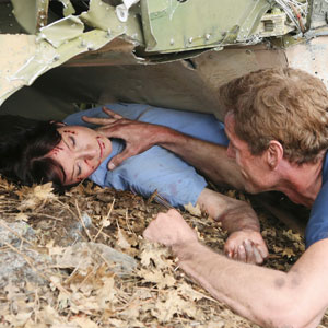 Chyler Leigh, Eric Dane, Grey's Anatomy