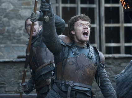 Game of Thrones, Ralph Ineson, Alfie Allen