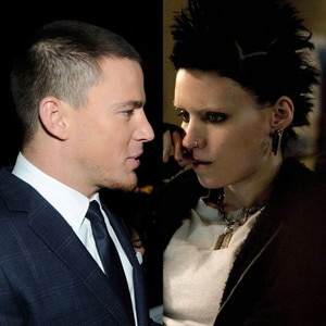 Channing Tatum, Rooney Mara, Dragon Tattoo