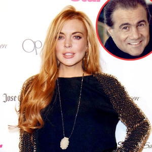Larry Thompson, Lindsay Lohan