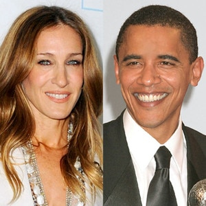 Sarah Jessica Parker, Barack Obama