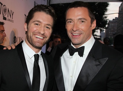 Tony Awards, Hugh Jackman, Matthew Morrison