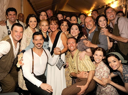 Tony Awards, Evita Cast, Ricky Martin