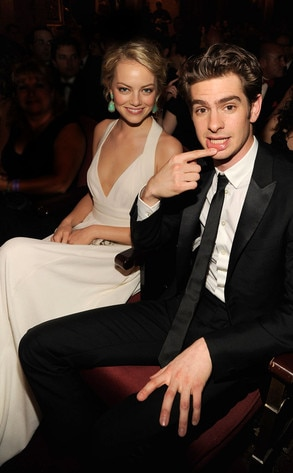 Tony Awards, Emma Stone, Andrew Garfield