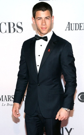 Tony Awards, Nick Jonas
