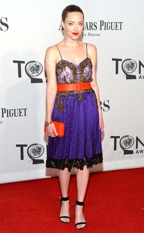 Tony Awards, Amanda Seyfried