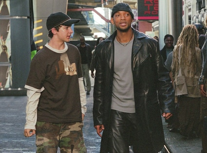 i Robot, Shia Labeouf, Will Smith