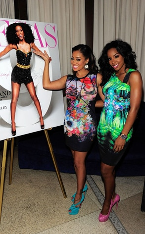 La La Anthony, Kelly Rowland