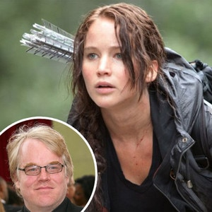 Jennifer Lawrence, Phillips Seymour Hoffman