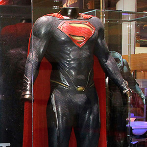 The Superman costume