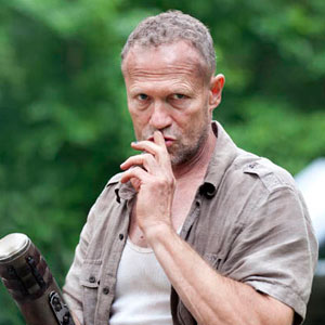 The Walking Dead, Michael Rooker