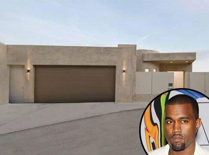 Kanye West Home
