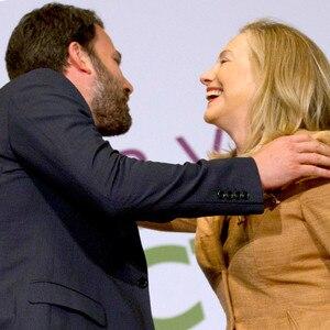 Hillary Rodham Clinton, Ben Affleck