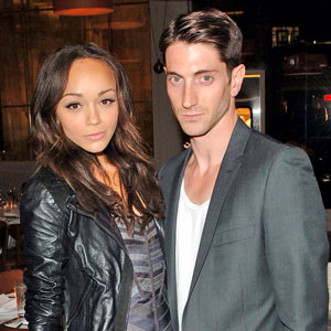 Ashley Madekwe, Iddo Goldberg